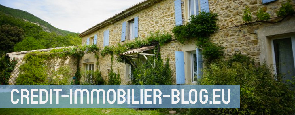 Credit immobilier blog